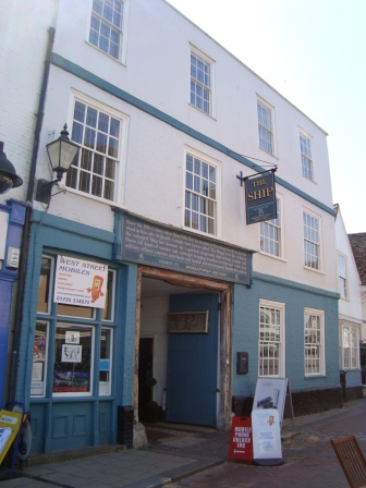 Coaching Inn at Faversham